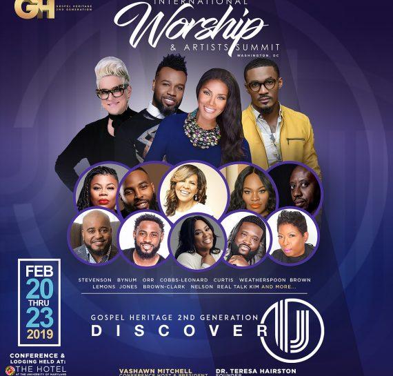 Gospel Heritage – International Worship & Artists Summit