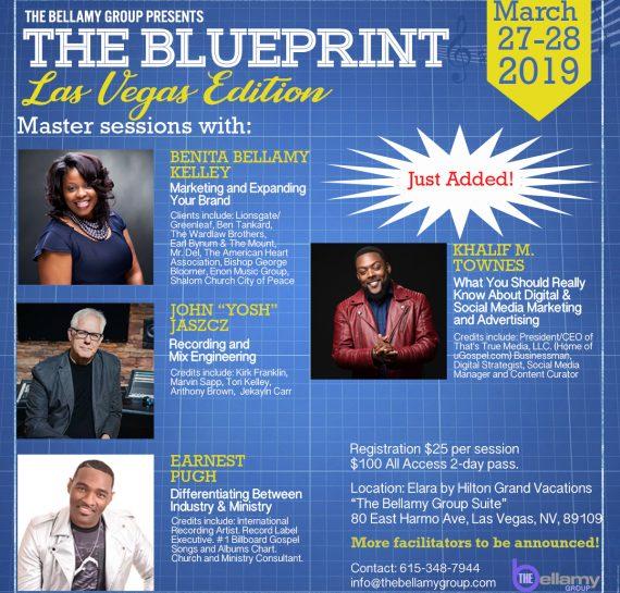 The Blue Print Las Vegas Edition – Digital & Social Media Training