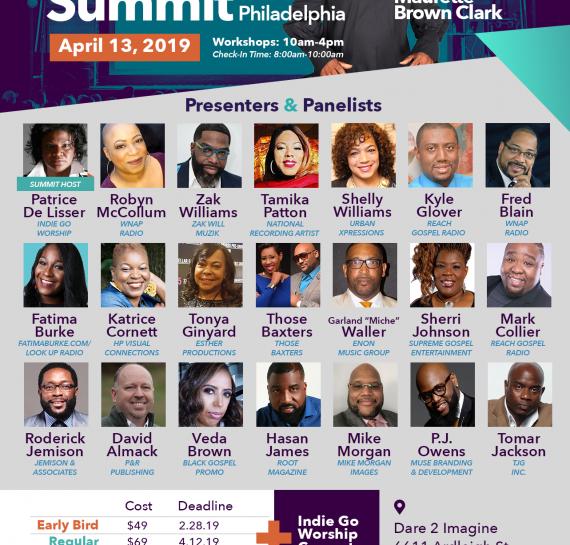 Indie Go's Indie Artist Summit
